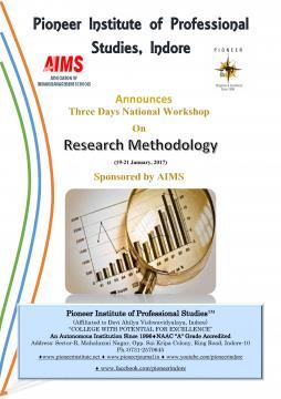 Three Days National Workshop