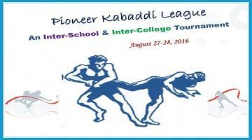 PIONEER KABADDI LEAGUE 2016